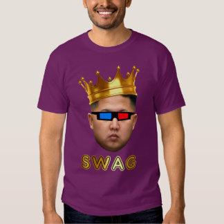 König Swag in 3D T Shirt