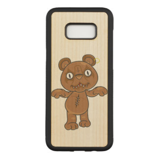 König Teddy Carved Samsung Galaxy S8+ Hülle
