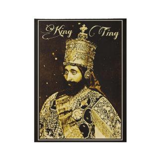 König Ting Poster