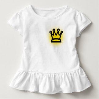 König Toddler Ruffle Tee