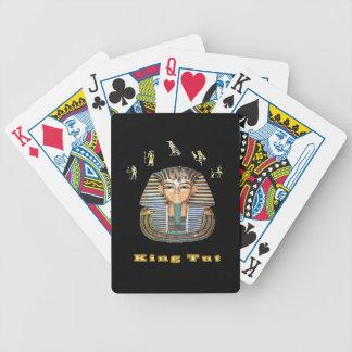 König tut Kunstprodukte Bicycle Spielkarten