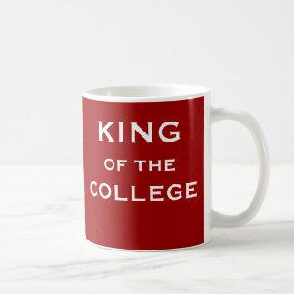 König Uni-des männlichen Hauptlehrer-Hauptnamens Kaffeetasse