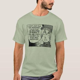 König von RPGs: Das Des Gamemasters Kredo T-Shirt