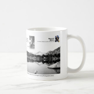 Könige Canyon I - Geologie-Pioniere Kaffeetasse