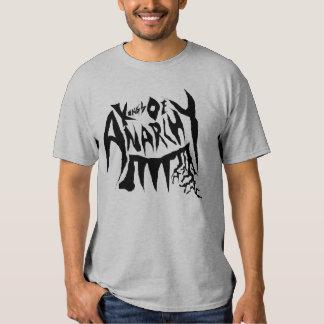 Könige Of Anarchy- Logo T Shirt