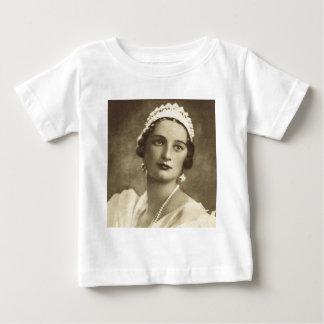 Königin Astrid von Belgien Baby T-shirt
