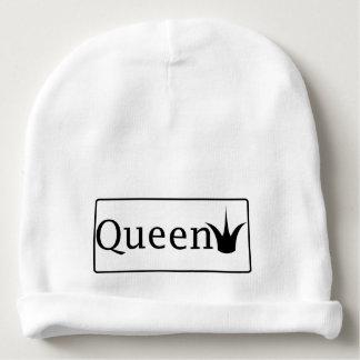 Königin-Baby Beanie Babymütze