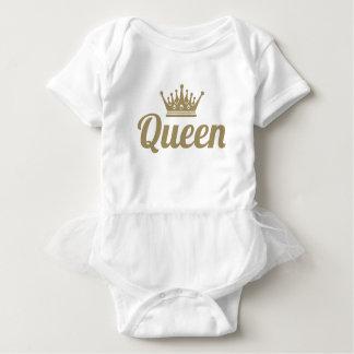 Königin Baby Strampler