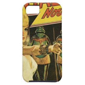 Königin der Frosch-Männer iPhone 5 Schutzhülle