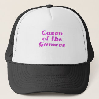 Königin der Gamers Truckerkappe
