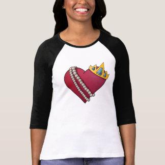 Königin der Herzen T-Shirt