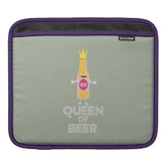 Königin des Bieres Zh80k iPad Sleeve