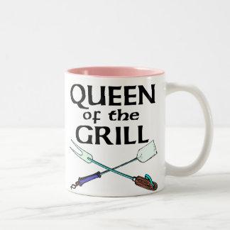 Königin des Grills Haferl