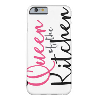 Königin des Küche kaum dort iPhone 6/6S Falles Barely There iPhone 6 Hülle