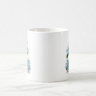 Königin des Meers Kaffeetasse