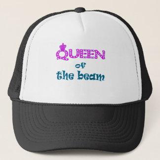 Königin des Strahls Truckerkappe