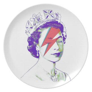 Königin Elizabeth | Aladdin gesund Teller