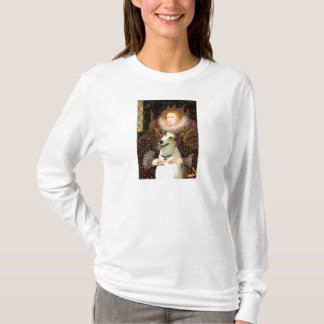Königin Elizabeth I - Borzoi T-Shirt