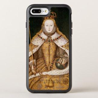 Königin Elizabeth I in den Krönungs-Roben OtterBox Symmetry iPhone 8 Plus/7 Plus Hülle