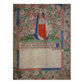 Königin-Gemahl Elizabeth Woodville von König Postkarten