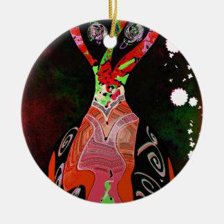 Königin Irulan Keramik Ornament