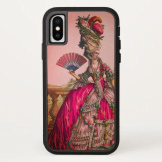 Königin Marie Antoinette (mehr Wahlen) - iPhone X Hülle
