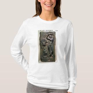 Königin-Maya, der dem zukünftigen Buddha entbindet T-Shirt