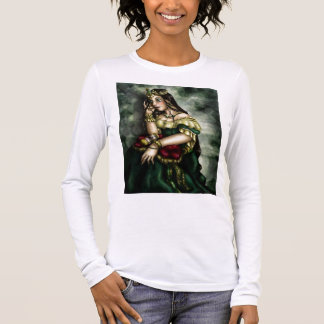 Königin Nallira Langarm T-Shirt