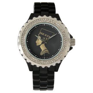 Königin Nefertiti Armbanduhr