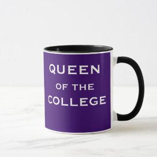 Königin Uni weiblichen Prinicpal Hauptlehrers Tasse