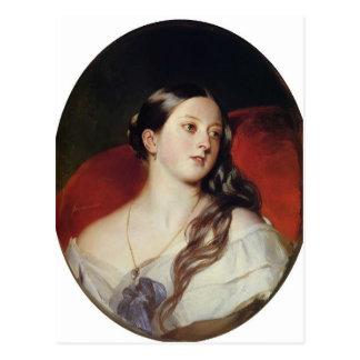 Königin Victoria Franz Xaver Winterhalter- Postkarte