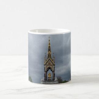 Königin Victoria u. weißer Kaffee-Tasse Kaffeetasse