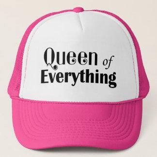 Königin von alles Girly Truckerkappe