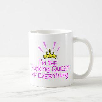 Königin von alles Krone Tasse