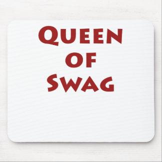 Königin von Swag Mousepad
