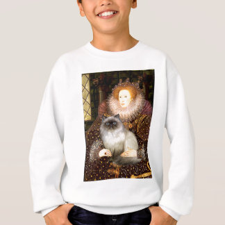 Königinhimalajakatze 7 sweatshirt