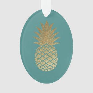 Königliche Ananas-Weihnachtsbaum-Verzierung Ornament