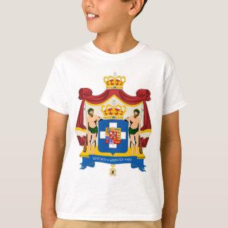 Königliche Arme von Griechenland T-Shirt