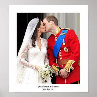 Königliche Hochzeit Poster