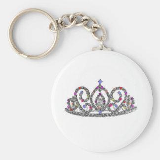 Königliche Hochzeit/Prinzessin Bride Standard Runder Schlüsselanhänger