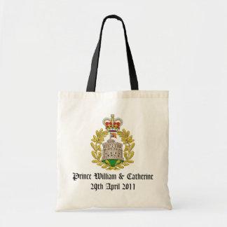 Königliche Hochzeit Einkaufstasche