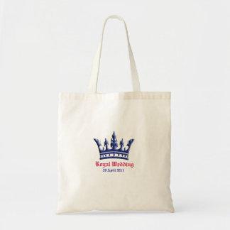 Königliche Hochzeits-Budget-Tasche