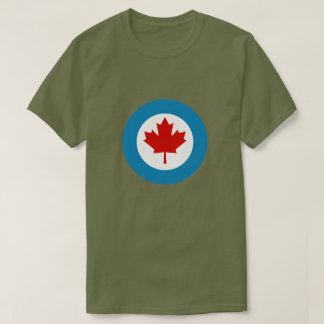 Königliche kanadische Luftwaffe Roundel T-Shirt