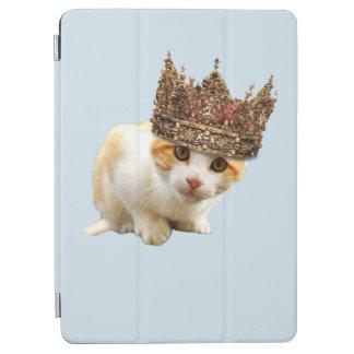 königliche Katze #1 iPad Air Cover