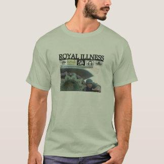 Königliche kranke Camouflage T-Shirt
