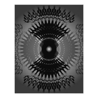 Königliche Rasiermesser: Vektorkunst: Flyerdruck