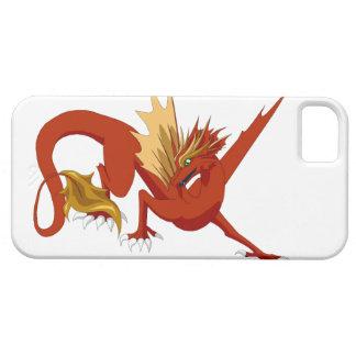 Königliche rote Drache iPhone 5/5s Abdeckung Hülle Fürs iPhone 5