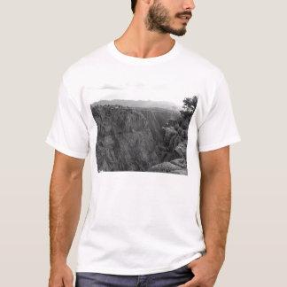 Königliche Schlucht, Schlucht-Stadt T-Shirt