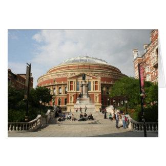 Königlicher Albert Hall, London Karte