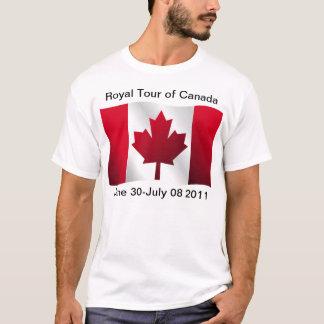 Königlicher Ausflug von Kanada T-Shirt